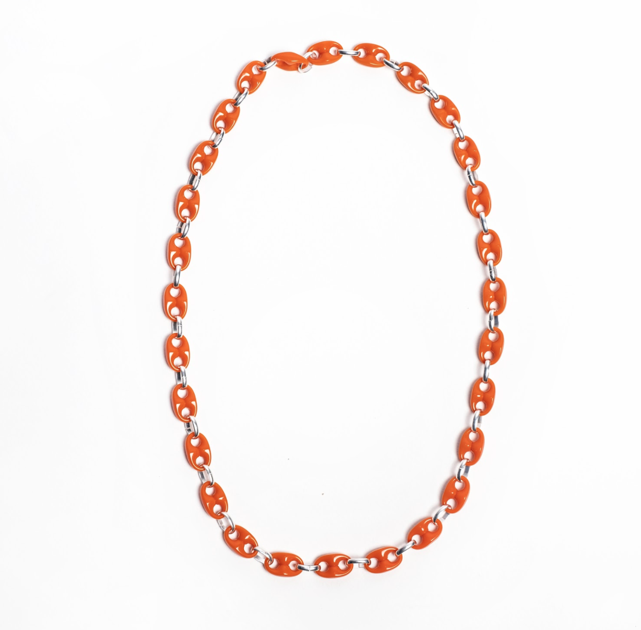 Txine Orange Necklace