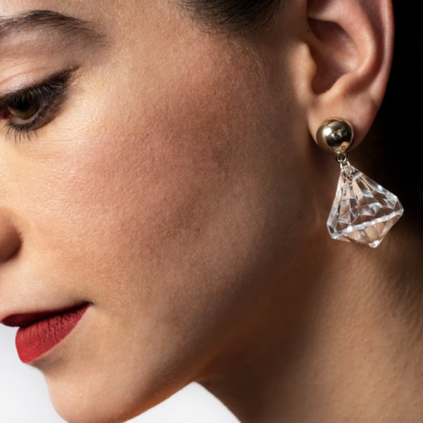 Candela Drop Earrings Model